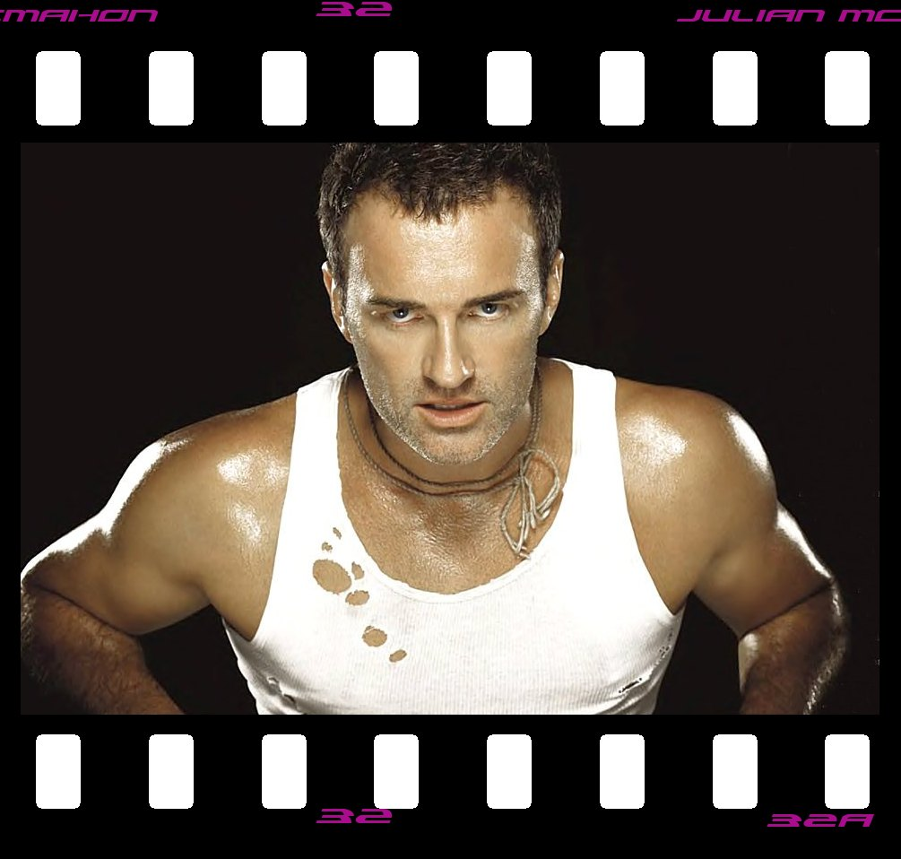 Julian McMahon - Wallpaper Gallery